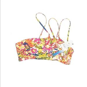 Lucky Brand Swimsuit Top